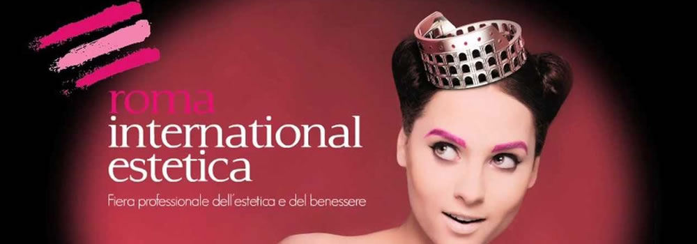 Roma International Estetica: tre giorni di bellezza alla fiera di Roma