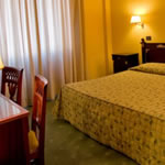 budge Double Room  rome