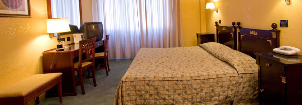 Cheap Rome Hotel Double Room